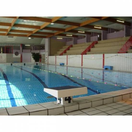 Restructuration de la piscine vallier marseille sud for Piscine st vallier